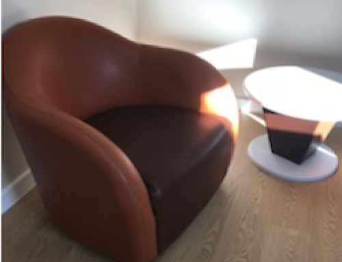 Intro to the Rushbrooke Residence: Lounge Seating